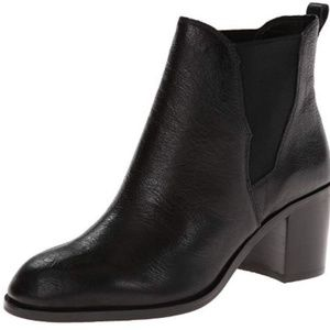 Sam Edelman Size 6 M JUSTIN Black New Ankle Boots